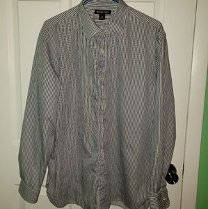 Michael Kors Collared Button Down Shirt size X-L